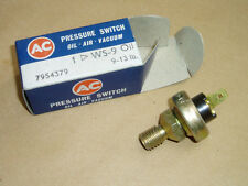 Oil Pressure Switch AC Delco 7954379 WS-9 Bedford S SB Series TA TD Perkins