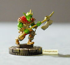 Mage Knight Heroclix Resurrection 022 Khan Bonespike Rare
