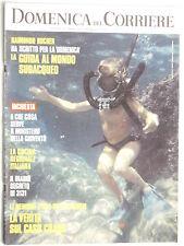 DOMENICA DEL CORRIERE 18 luglio  1972   N.29