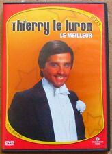 DVD THIERRY LE LURON - LE MEILLEUR