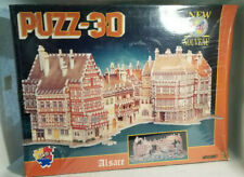3D Puzzle - ALSACE Wrebbit Puzzle-Shrink wrapped--VERY DIFFICULT
