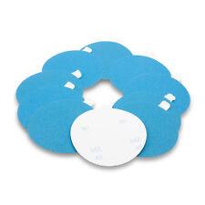 "5"" Stick on psa Sanding Discs 80 Grit - 10PCS - Autobody"