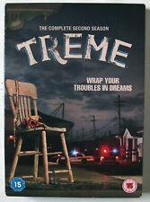TREME / COMPLETE SECOND SEASON / 4 DISC BOX SET / REGION 2 PAL