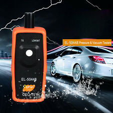 EL-50448 TPMS Activation Auto Tire Tyre Pressure Monitor Sensor Tester  for GM