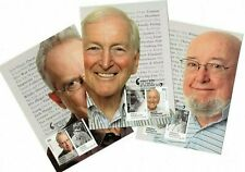 2010 Australia Legends of the Written Word SG 3328/39 Maxi Cards Set of 6