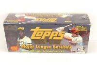 NEW/SEALED TOPPS 1998 MAJOR LEAGUE BASEBALL CARDS-SERIES 1 & 2