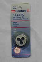 Century Hexagon Die #96101  4-40 NC High Carbon Alloy Brand New