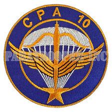 Ecusson / Patch - CPA 10 (Commando parachutiste de l'air n°10)