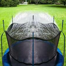 Bobor Trampoline Sprinklers for Kids, Outdoor Trampoline Spary Park Fun Summer W