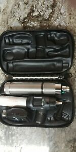 welch allyn otoscope ophthalmoscope set