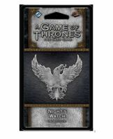 A Game of Thrones : The Card Game LCG - Night's Watch Intro Deck - Neuf - UK