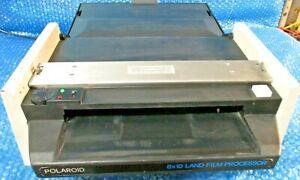Polaroid motorized 8X10 Processor model 81-12