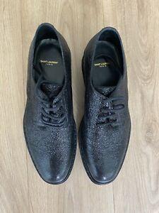 Saint Laurent Derby Shoes EU44 NEW WITH BOX