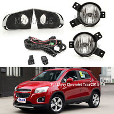 For Chevy Chevrolet Trax 2013-2016 Fog Light Cover Harness Wring Driving Lamp