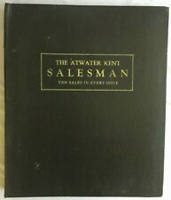New listing Atwater Kent Radio Salesman'S Notebook Collection : 22 Issues, Early 1930s