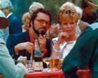 BURT REYNOLDS & Kim Basinger [1008844] 8X10 FOTO (Other misure disponibili)