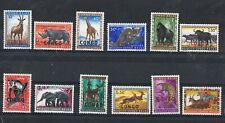 CONGO - ANIMALS. SET, MNH
