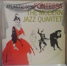 Original 1956 Japan LP • Modern Jazz Quartet FONTESSA • Japanese Mono Press