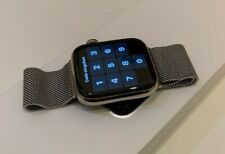 == Apple Watch Series 5 Cell. 44mm Edelstahl mit Milaneseloop ==