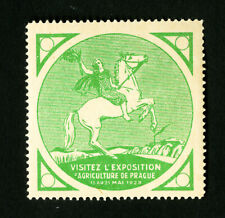 Poland Stamps Superb 1929 Expo Label
