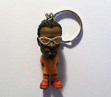 Microstars Key Ring HOLLAND / NETHERLANDS (HOME) DAVIDS Red Boots - Loose