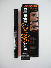 Benefit They're Real Push Up Liner Black Full Size Gel Eyeliner New & Genuine