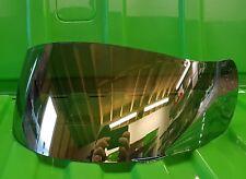 AGV Or Gold Miroir Visiere Shield Q3 GT TI-TECH X-VENT Airtech S4 Q3 Mirage Bolt