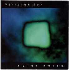VIRIDIAN SUN Solar Noise CD Electronic/Dark Ambient DAVID TOLLEFSON Mike Griffin