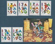 Comores république  coupe du monde d football  1989  poste et PA et BF  **
