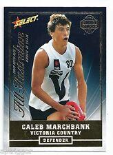 2014 Future Force All Australian (AA5) Caleb MARCHBANK Greater Western Sydney