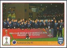 PANINI-2016 FIFA 365- #027-AUCKLAND CITY TEAM PHOTO