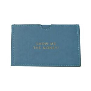 C.R. Gibson Credit Card Holder Show Me The Money New
