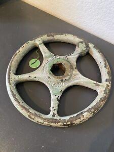 Antique Valve Handle Wheel