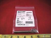 Balluff BES 516-324-SA 2-PU Proximity Sensor 10-30v dc sn 0.9mm 3 wire /< 200mA