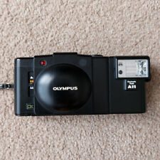 Olympus XA A11 35mm Compact Film Camera with 35 mm Lens + Flash