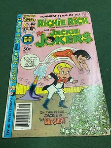 Richie Rich and Jackie Jokers #44 VF 1981