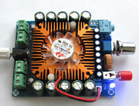 DC 12V-16V TDA7850 4 Channel 50WX4 HIFI Car Audio Amplifier Board