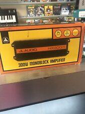Jl Audio 300w Monoblock Amplifier