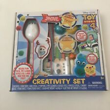 Disney Toy Story 4 Creativity Set Kid Toy Gift Make your own Forky Bunny Ducky