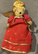 Muffy Vanderbear Tree Top Ornament Angel 1997