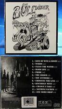 Bulldozer - Bulldozer (CD, 1998, T.O.N. (Todo O Nada Music), Indie) MEGA RARE