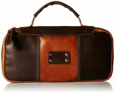 MARC NEW YORK ANDREW MARC Genuine Leather Express Travel Kit- NEW