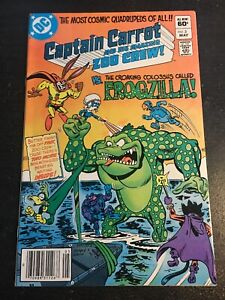 Captain Carrot And His Amazing Zoo Crew#3 Incredible Condition 9.0(1982) Wow