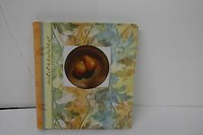"""Mead At-A-Glance Fashion Pears Compact Telephone Address Book 5 1/2"""" x 6 1/4"""""""