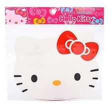 Sanrio Hello Kitty Computer Laptop Mouse Pad : White Face
