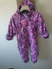 Jojo maman bebe baby girl snowsuit 12-18 months