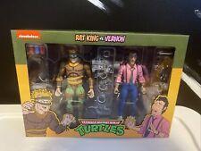 NECA TMNT RAT KING Vs VERNON 2-Pack Cartoon Teenage Mutant Ninja Turtles Target