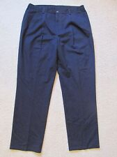 New with Tags Men's St John's Bay Navy Blue Khaki Pants Relaxed Fit Size 40 x 34