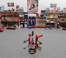 """"""" TOY """" 1:18 GMP ( Tire Mounting Machine Only ) Tool Red for garage Diorama"""