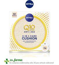 Crema hidratante con color Q10 cushion 3in1 Nivea (15 g)